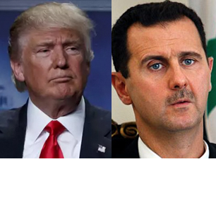 The Syrian Regime's Ambivalence Towards President Trump