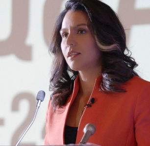 Editor Of Lebanese Daily Close To Hizbullah And Assad Regime 'Al-Akhbar,' Ibrahim Al-Amin, Challenges U.S. Congresswoman Gabbard To Televised Debate On Whether She Relayed Messages From Trump To Assad