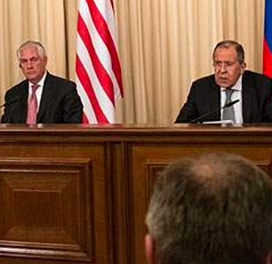 Tillerson's Visit To Russia – Lavrov: 'In Syria... We Are Not Backing Any Particular Person, Be It President Assad Or Somebody Else'