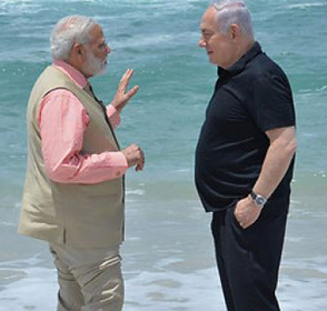 Editor Of 'Al-Sharq Al-Awsat': The Indian Prime Minister's Visit To Israel – Cause For Arab Envy