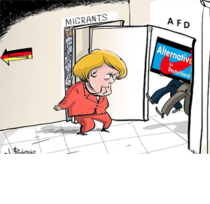 Official Russian Reactions To The German Elections