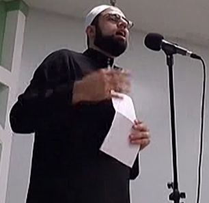Sermon In Raleigh, North Carolina-Area Mosque: 'Al-Quds [Jerusalem]... Jaffa, Acre, And Haifa... It Is Our Land... And Will Return To Us'; 'We Will Fight Those Jews Until The Rocks And The Trees' Say 'Oh Muslim, This Is A Jew Behind Me'; 'Those Occupiers Made Some Legends' About The 'Wall Of Buraq' And 'Made It Their Own Wall' And 'Distorted The Facts'