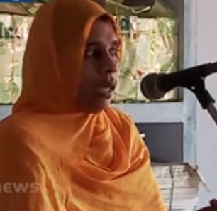 Indian Muslim Woman Leads All-Male Friday Prayer In India's Kerala State