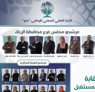 Public Debate In Jordan After Muslim Brotherhood Wins Engineers Union Elections In City Of Al-Zarqa And Supporters Shout 'Al-Zarqa Tora Bora'