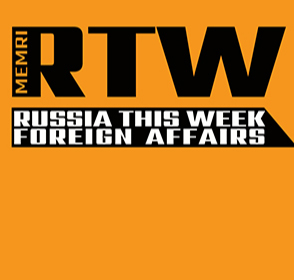Russia This Week – May 13, 2018 – Part I