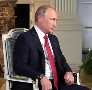 Putin On Russia's Interference In Europe – Putin: 'We Keep 40% Of Our Gold And Currency Reserves In Euro'