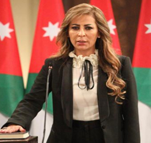 Jumana Ghunaimat – From Editor Of 'Al-Ghad' Daily To Jordan's Government Spokesperson And State Minister Of Media Affairs