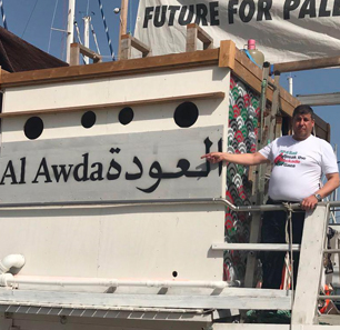 Jordanian MP Who Planned To Join Gaza Flotilla Longed To Die A Martyr During It