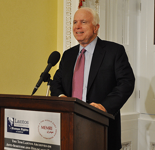 MEMRI Mourns The Passing Of Senator John McCain