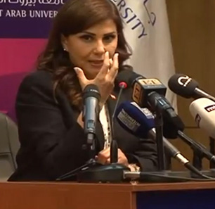 Lebanese Singer And U.N. Goodwill Ambassador Majida El Roumi: Global Zionism Is Implementing 'Protocols Of The Elders Of Zion,' Behind France Bombings – Archival