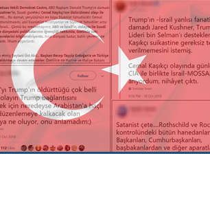 Conspiracy Theories In Turkish Print Media, Social Media Connect Jamal Khashoggi's Murder To 'Satanist Network,' Jews, Rothschilds, Rockefellers, CIA, Evangelical Christians