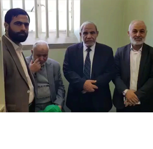 Hamas Official Mahmoud Al-Zahar Visits Mandela's Prison Cell And Says To Palestinian Prisoners: You Will Drive Out The Occupation And Rule Your Country Like Mandela Did