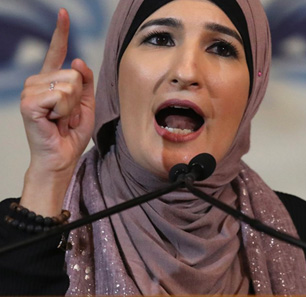 Article In Leading Saudi Media Outlet Al-Arabiya Criticizes Palestinian-American Activist Linda Sarsour, Claiming She Has 'Roots In Muslim Brotherhood'