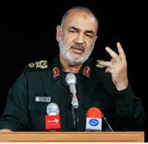 IRGC Deputy Commander Salami: 'If The Europeans... Want To Act To Disarm Iran Of Missiles, We Will Be Forced Into A Strategic Leap'; 'Iran's Regional Influence Cannot Be Diminished, Because Its Essence Is A Matter Of Faith'