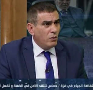Palestinian Journalist Nasser Al-Laham Slams Hamas And Fatah Gov'ts: We Are Worse Than The Occupation