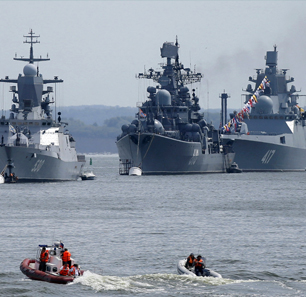 Russian Expert Golts: Rising Tension Between Russia And NATO Can Turn The Black Sea Into A Battlefield; The Balance Of Power Favors Moscow