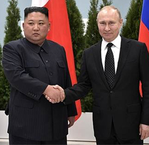 Russia This Week – Focus On Vladimir Putin – Kim Jong-un Summit – April 25, 2019