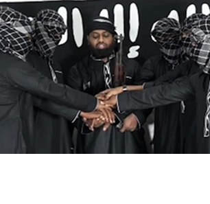 ISIS's A'maq Agency Releases Video Showing Perpetrators Of Sri Lanka Attacks Swearing Oath Of Fealty To Group Leader Abu Bakr Al-Baghdadi