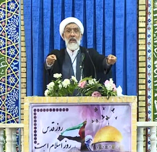 Kerman Friday Sermon By Former Iranian Minister Mostafa Pourmohammadi: Narrative Of 'So-Called Holocaust' Should Be Researched; The Jews, Zionism Constitute An Invasive Civilization Of Arrogance