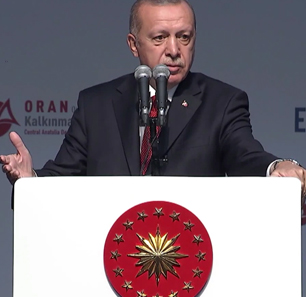 Turkish President Recep Tayyip Erdoğan: 'Some Countries Have Missiles With Nuclear Warheads... I, However, Am Not Supposed To Have [Them] – I Do Not Accept This'