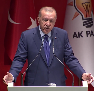 Turkish President Erdoğan Threatens To Let Refugees Cross Into Europe Unless International Community Supports Turkey's Plans For Northern Syria