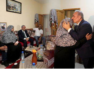 Palestinian Authority President 'Abbas Orders To Rebuild Home Of Mother Of Six Terrorists; Palestinian PM Praises Her