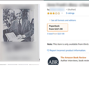 Amazon Affiliate Program Associate – A New England-Based 'Proud Aryan' Bookseller – Is Active On White Supremacist Social Media, Boasts Of Earning Commissions From Amazon Via His Website