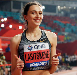 Russian High-Jump Star Mariya Lasitskene: I'm Wondering, What Have The Russian Ministry of Sports And The Russian Olympic Committee Done To Protect Me Personally?