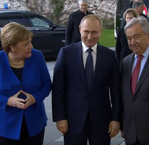 Following Berlin Conference, Russian Commentator Danilov Advises Europeans To Move Over And Let Moscow And Ankara Solve Things In Libya