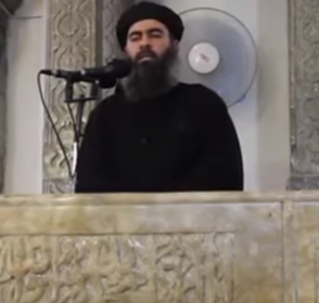 Historic July 2014 Sermon By ISIS Leader Al-Baghdadi At Mosul's Al-Nuri Mosque Is Still Online On Qatar's Al-Jazeera TV Channel On YouTube