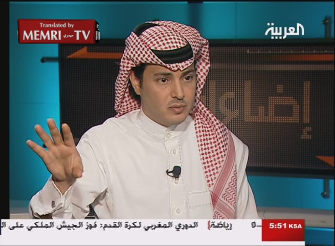 Saudi Poet Abd Al-Rahman Al-Shimri: Muslims to Blame for Denmark Cartoon Crisis...'How Many Times Have We Heard, Since We Were Children, Friday Sermons - In Which All Other Denominations and Religions Are Accused of Heresy? They Pray Day and Night: 'Oh Allah, Annihilate Them, Oh Allah, Turn Their Sons Into Orphans' and their Women Into Widows'...'We are Constantly Provoking People'