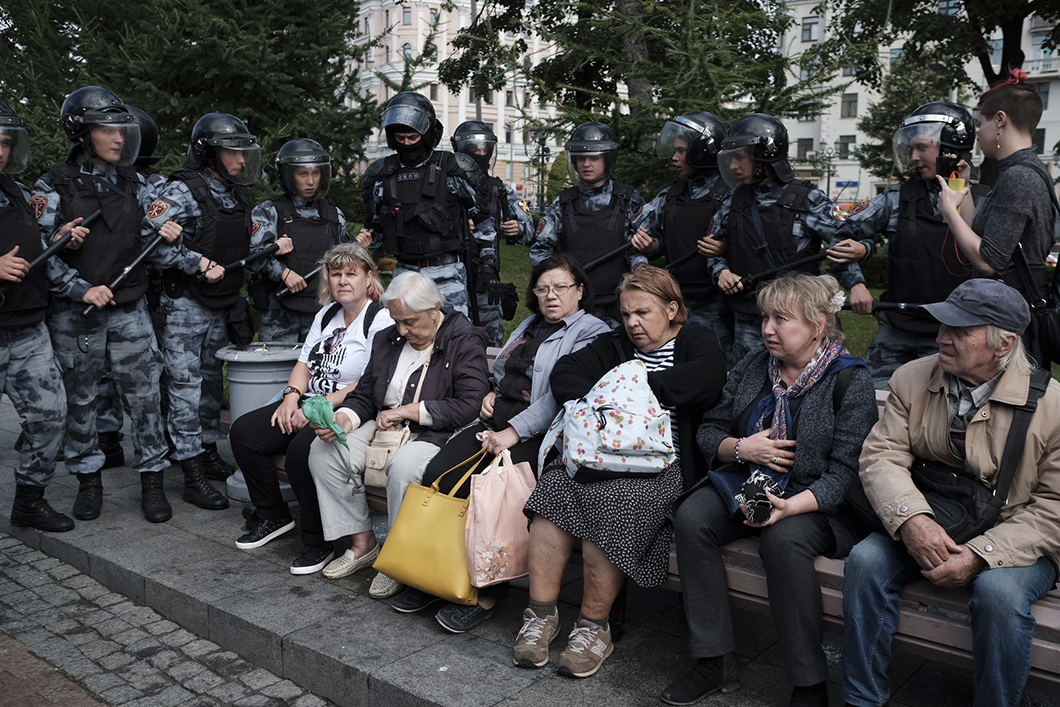 Russia This Week – Focus On Protests In Russia – August 8, 2019