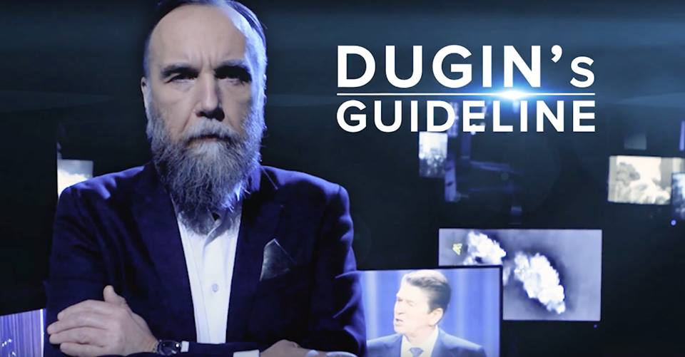 The Fourth Political Theory - Pro-Kremlin Russian Philosopher Dugin: The Alternative To Liberalism Is 'Returning To The Middle Ages'