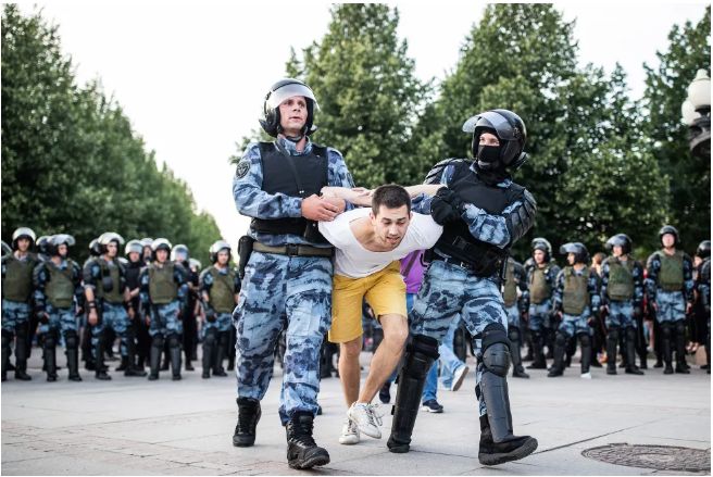Russia This Week – Focus On Protests In Russia – August 1, 2019