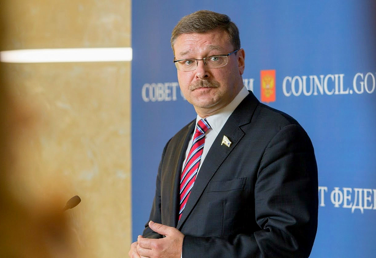 Russian Senator Kosachev: Liberal-Globalization Is A Major Threat To The Modern World