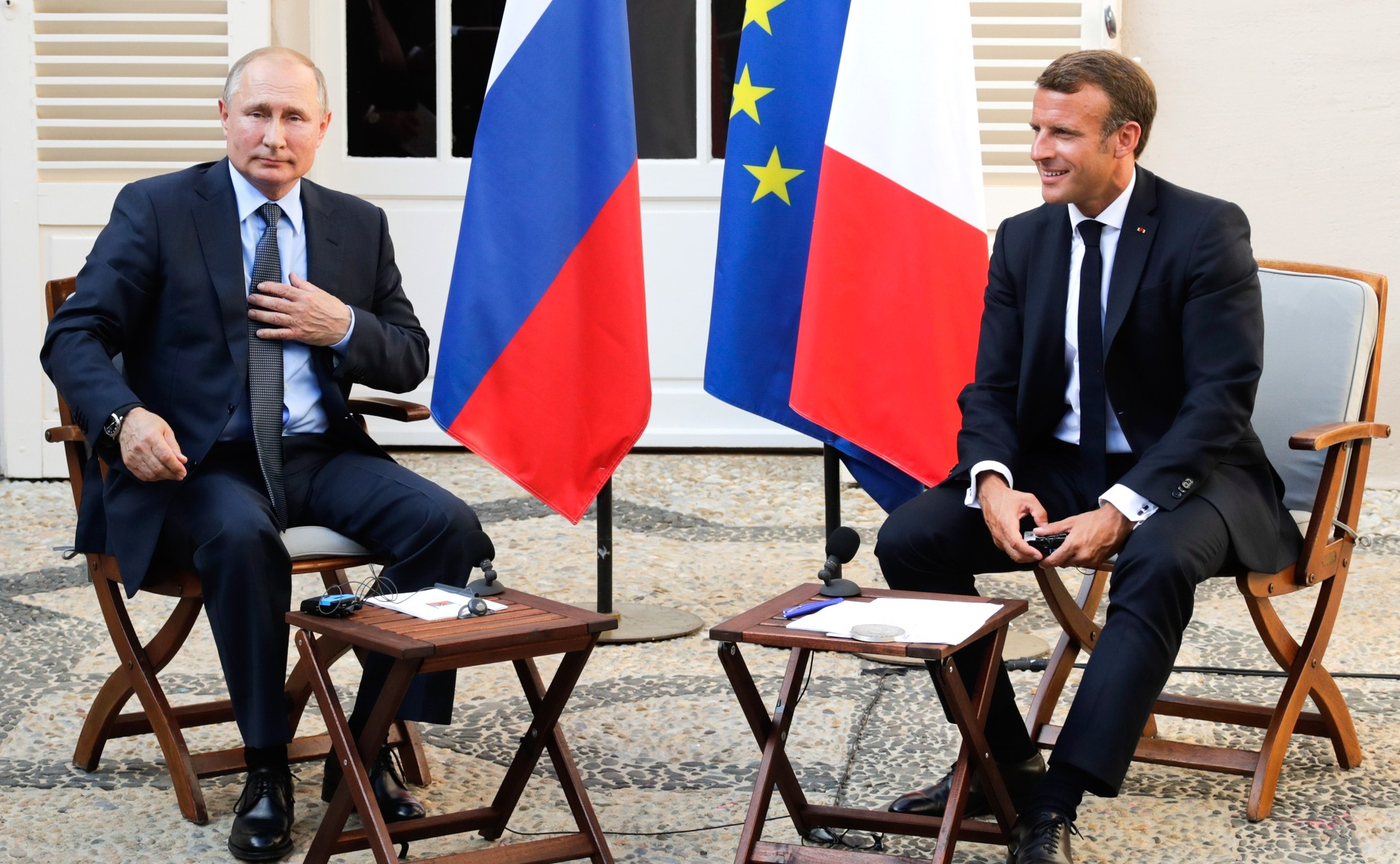 Gazeta.ru: Regardless Of Its Presence Or Absence In The G8, Russia Is Becoming The Most Important Negotiating Party For The West; Russia Is Already In The Club Of Leading World Powers