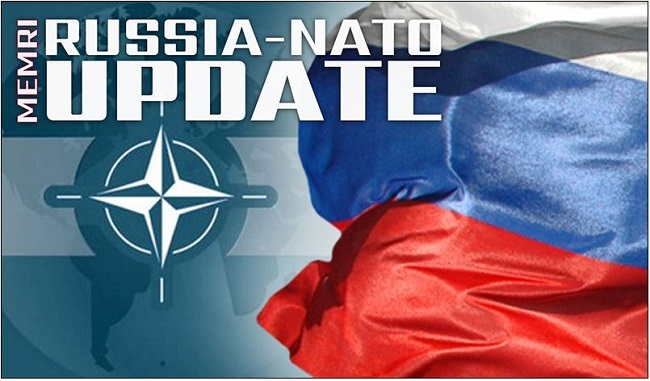Russia-NATO Update – 10 Years To The Russia-Georgia War, Medvedev Warns Georgia Against Joining NATO