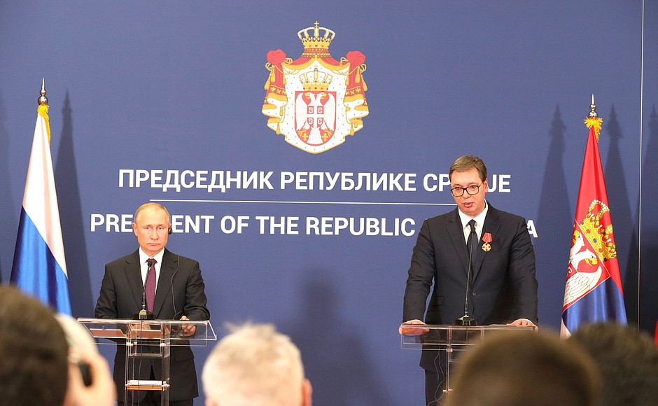 Russia's Orbit – Reactions To Putin's Visit To Serbia: Serbia Is No NATO Protectorate; Russia Should Not Accept Calls For Compromise On Kosovo