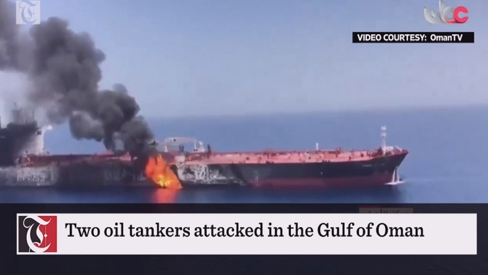 Russian Reactions To The Attacks On Tankers In The Gulf Of Oman: Once Again, We Are Witnessing Events Being 'Shaped' By Washington