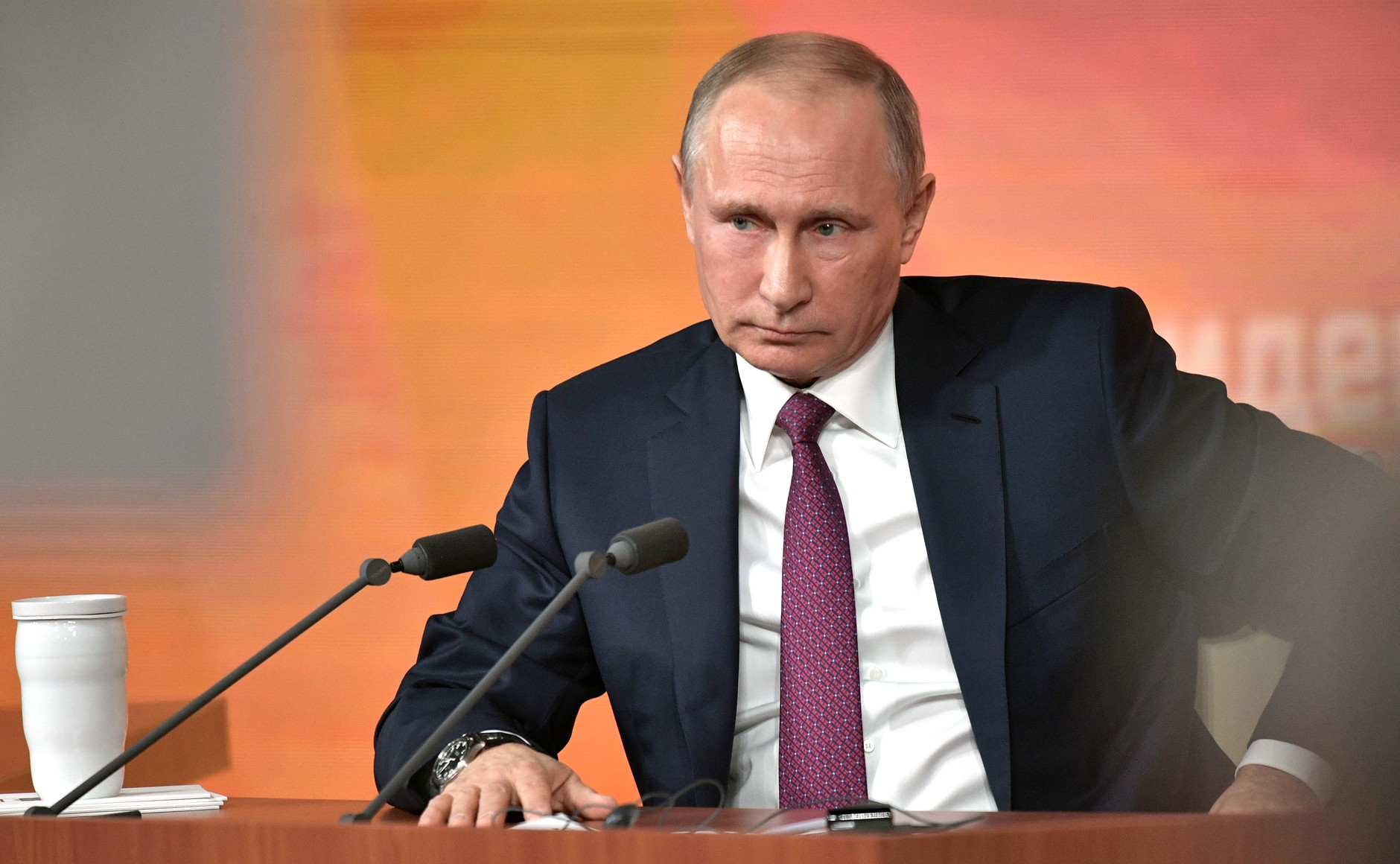 Vladimir Putin's Annual News Conference Part I: 'Nurturing Rivals Is Not What I Need To Do'
