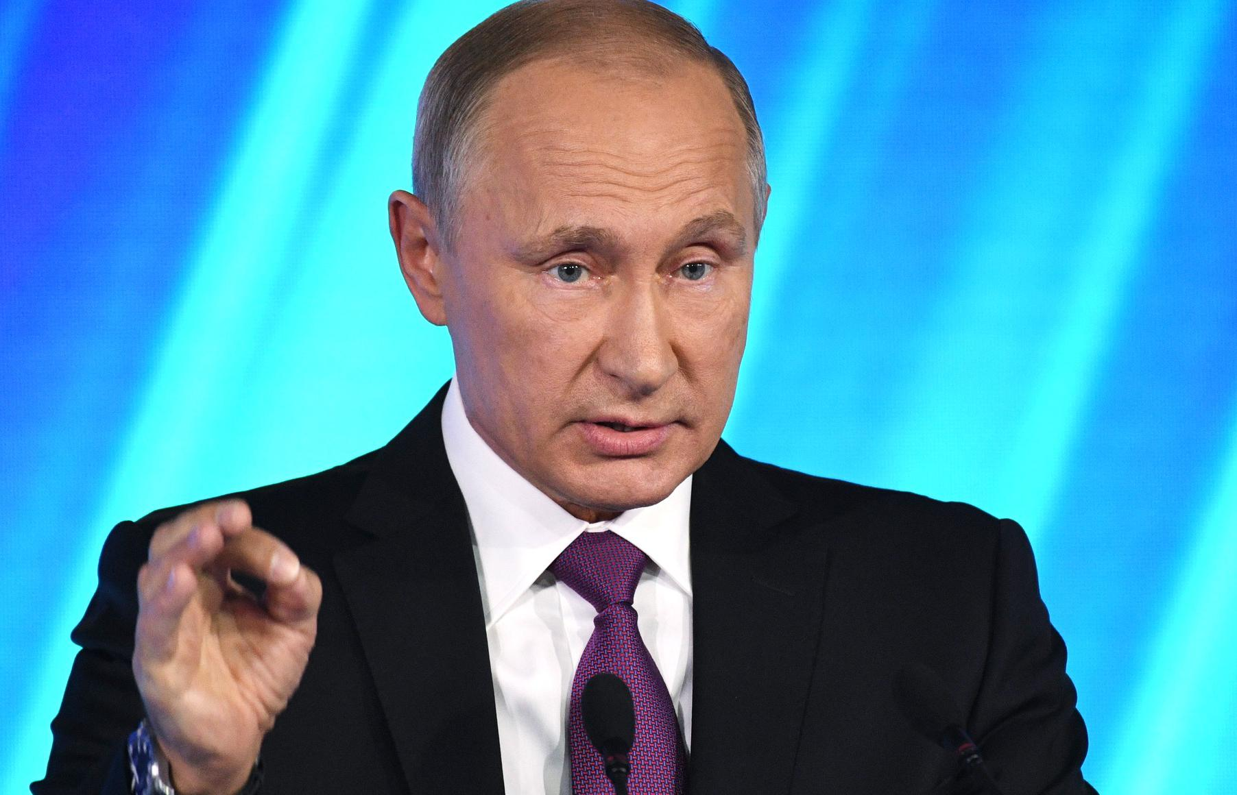 Putin said that he maintains friendly relations with his ex-wife 06/22/2015 69