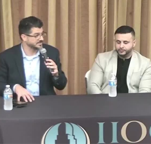 CAIR-LA Executive Director Hussam Ayloush At Orange County Event: The Governmental 'Countering Violent Extremism' Program Exclusively Targets American Muslims; It Should Target Jewish Kids Who Join The Israeli Army