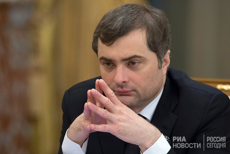 Kremlin Aide Vladislav Surkov: 'In The Rationalist Paradigm Of Western Civilization, Hypocrisy  Is Inevitable'