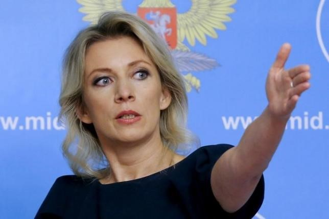 Russian FM Spokeswoman Zakharova Rails Against The U.S. Administration For Imposing New Sanctions: 'Today America And The American People Were Disparaged By Their Own President'