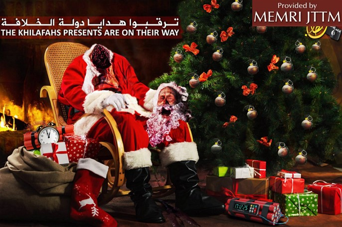 ISIS Supporters Threaten Christmas Attacks In West | MEMRI