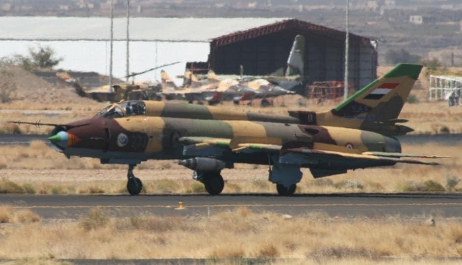 Syrian Sukhoi Su-22