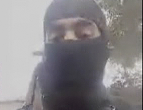 Francophone Fighter in Syria, Speaking Live on Facebook, Calls for Muslims to Join the Jihad