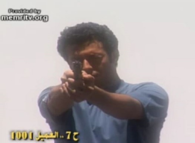 "Ramadhan 2005 TV Shows: Egyptian Spy ""Agent 1001"" Trains before His Mission to Israel"