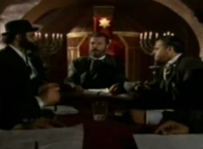 Ramadan 2005 TV Shows - Al-Shatat: Rothschild's Global Jewish Government Decides to Assassinate Russian Czar Alexander the Third and to Start a War in Europe