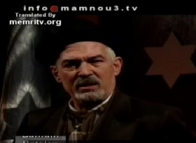 Ramadan 2005 TV Shows - Al-Shatat: Global Jewish Government Convenes to Celebrate WWII
